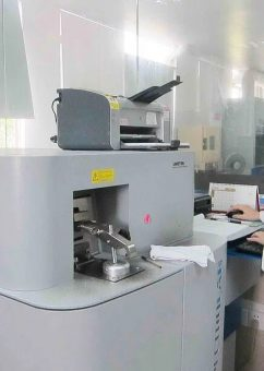 Chemical Composition Analysis